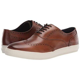 KENNETH COLE REACTION スニーカー 【 KENNETH COLE REACTION REEM LACEUP WT COGNAC 】 メンズ スニーカー