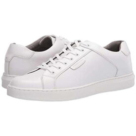KENNETH COLE NEW YORK 白 ホワイト スニーカー 【 WHITE KENNETH COLE NEW YORK LIAM SNEAKER 】 メンズ スニーカー