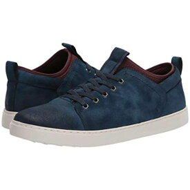 KENNETH COLE REACTION 青 ブルー スニーカー 【 BLUE KENNETH COLE REACTION INDY FLEX SNEAKER SK 】 メンズ スニーカー