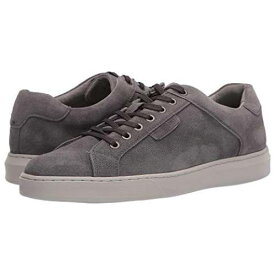 KENNETH COLE NEW YORK 灰色 グレ スニーカー 【 KENNETH COLE NEW YORK LIAM SNEAKER GREY 】 メンズ スニーカー