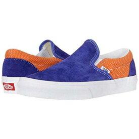 バンズ VANS クラシック Slipon™ メンズ ユニセックス 【 Classic Slip-on™ 】 (p&c) Royal Blue/apricot Bff