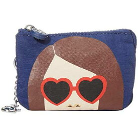 KIPLING 【 MINI CREATIVITY POUCH KEYCHAIN HEART GIRL 】 バッグ 送料無料