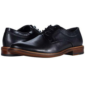 KENNETH COLE REACTION 黒 ブラック スニーカー 【 BLACK KENNETH COLE REACTION PALM LACEUP PT 】 メンズ スニーカー