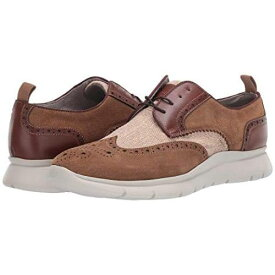 KENNETH COLE NEW YORK タバコ スニーカー 【 KENNETH COLE NEW YORK TRENT LACEUP TOBACCO COMBO 】 メンズ スニーカー