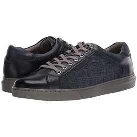 KENNETH COLE NEW YORK 紺 ネイビー スニーカー 【 NAVY KENNETH COLE NEW YORK LIAM SNEAKER 1 】 メンズ スニーカー