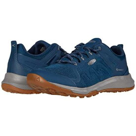 KEEN スニーカー レディース 【 Explore Vent 】 Majolica Blue/satellite