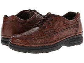 NUNN BUSH オックスフォード メンズ ビジネススニーカー 【 Cameron Comfort Walking Oxford 】 Brown Tumbled Leather