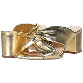 J.CREW スニーカー レディース 【 Twisted Carmen Sandal 】 Metallic Gold Leather