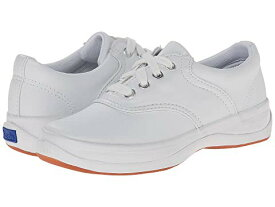 KEDS KIDS 【 SCHOOL DAYS II LITTLE KID BIG WHITE LEATHER 】 キッズ ベビー マタニティ 送料無料