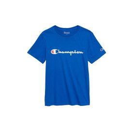 チャンピオン CHAMPION ロゴ 【 HERITAGE LOGO TSHIRT SURF THE WEB 】 キッズ ベビー マタニティ トップス Tシャツ 送料無料
