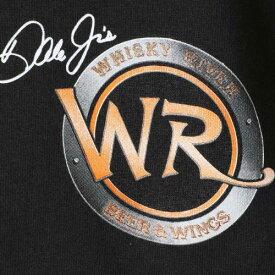 ジェイアールモータースポーツ JR MOTORSPORTS OFFICIAL TEAM APPAREL チーム Tシャツ 黒色 ブラック 【 TEAM JR MOTORSPORTS OFFICIAL APPAREL WHISKY RIVER PINUP TSHIRT BLACK 】 メンズファッション トップス Tシャツ