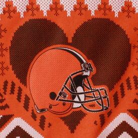 OUTERSTUFF クリーブランド ブラウンズ 子供用 Tシャツ 橙 オレンジ キッズ ベビー マタニティ トップス ジュニア 【 Cleveland Browns Girls Youth Candy Cane Love T-shirt - Orange 】 Orange