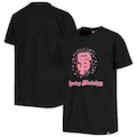フォーティーセブン '47 ジャイアンツ 子供用 スプリング トレーニング ライバル Tシャツ 黒色 ブラック '47 サンフランシスコ – 【 SPRING GIRLS YOUTH TRAINING TWINKLE RIVAL TSHIRT BLACK SHIRT 】 キッ