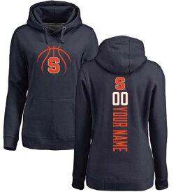 FANATICS BRANDED シラキュース 橙 オレンジ レディース バスケットボール 紺 ネイビー レディースファッション トップス パーカー 【 [customized Item] Syracuse Orange Womens Personalized Basketball Playmake