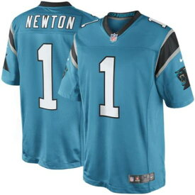 ナイキ NIKE カロライナ パンサーズ ジャージ 青 ブルー スポーツ アウトドア アメリカンフットボール メンズ 【 Cam Newton Carolina Panthers Limited Jersey - Panther Blue 】 Panther Blue