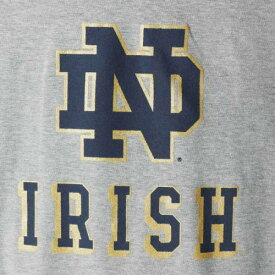 アンダーアーマー UNDER ARMOUR レディース フリースタイル スリーブ パフォーマンス Tシャツ 灰色 グレー グレイ レディースファッション トップス カットソー 【 Notre Dame Fighting Irish Womens