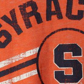 COLOSSEUM シラキュース 橙 オレンジ レディース Tシャツ Exaaactly! レディースファッション トップス カットソー 【 Syracuse Orange Womens Exaaactly! Half-sleeve T-shirt - Orange 】 Orange