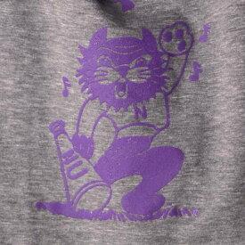 アンダーアーマー UNDER ARMOUR ノースウェスタン ワイルドキャッツ レディース ボルト Tシャツ 灰色 グレー グレイ WOMEN'S 【 GRAY UNDER ARMOUR TRIBLEND VAULT TSHIRT HEATHERED 】 レディースファッショ