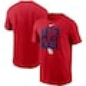 ナイキ NIKE カーディナルス Tシャツ 赤 レッド ST. LET'S 【 RED NIKE LOUIS CARDINALS PLAY BALL TSHIRT 】 メンズファッション トップス Tシャツ カットソー