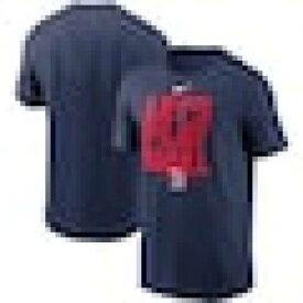 ナイキ NIKE ボストン 赤 レッド Tシャツ 紺 ネイビー LET'S 【 RED NAVY NIKE BOSTON SOX PLAY BALL TSHIRT 】 メンズファッション トップス Tシャツ カットソー