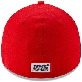 ニューエラ NEW ERA カンザス シティ チーフス サイドライン ラッシュ 赤 レッド 【 NFL RUSH RED NEW ERA KANSAS CITY CHIEFS 2019 SIDELINE COLOR 39THIRTY FLEX HAT 】 バッグ キャップ 帽子 メンズキャップ