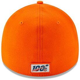 ニューエラ NEW ERA デンバー ブロンコス サイドライン ラッシュ 橙 オレンジ バッグ キャップ 帽子 メンズキャップ メンズ 【 Denver Broncos 2019 Nfl Sideline Color Rush Official 39thirty Flex Hat - Orange