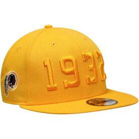 ニューエラ NEW ERA ワシントン レッドスキンズ サイドライン ラッシュ スナップバック バッグ キャップ 帽子 メンズキャップ メンズ 【 Washington Redskins 2019 Nfl Sideline Color Rush 9fifty Adjustable