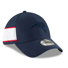 ニューエラ NEW ERA ペイトリオッツ サイドライン ラッシュ 紺色 ネイビー ニューエラ ニューイングランド 【 NFL RUSH 2018 SIDELINE COLOR OFFICIAL 39THIRTY FLEX HAT NAVY 】 バッグ キャップ 帽子 メ