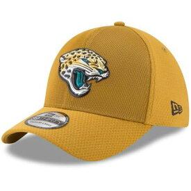ニューエラ NEW ERA ジャクソンビル ジャガース ラッシュ 金色 ゴールド 【 RUSH NEW ERA JACKSONVILLE JAGUARS 2017 COLOR 39THIRTY FLEX HAT GOLD 】 バッグ キャップ 帽子 メンズキャップ 帽子