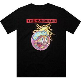 Tシャツ 【 THE HUNDREDS SUB ADAM TEE BLACK 】 メンズファッション トップス カットソー 送料無料