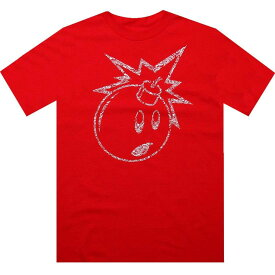Tシャツ 【 THE HUNDREDS PAISELY TEE RED 】 メンズファッション トップス カットソー 送料無料