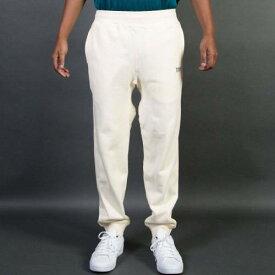 アンディフィーテッド UNDEFEATED ロングタイツ 白色 ホワイト 【 UNDEFEATED MEN SWEATPANTS WHITE OFFWHITE 】 メンズファッション ズボン パンツ
