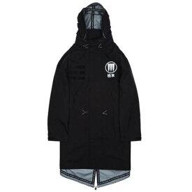 【★スーパーセール中★ 12/11深夜2時迄】アディダス ADIDAS ジャケット 黒色 ブラック 【 ADIDAS X NEIGHBORHOOD MEN M51 JACKET BLACK 】 メンズファッション コート ジャケット