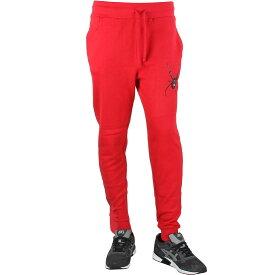 ダイヤモンドサプライ DIAMOND SUPPLY CO メンズファッション ズボン パンツ メンズ 【 Men Widow Sweatpants (red) 】 Red