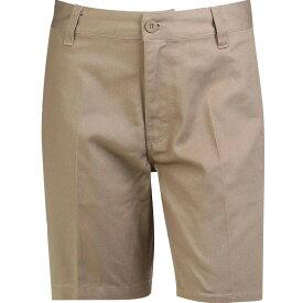 【海外限定】ショーツ ハーフパンツ パンツ ズボン 【 BRIXTON FLEET SHORTS KHAKI DARK 】
