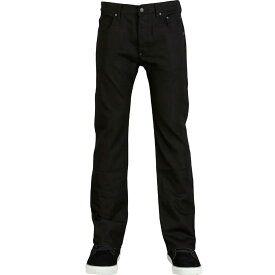 スリム 【 SLIM THE HUNDREDS LA SALLE JEAN BLACK 】 メンズファッション ズボン パンツ 送料無料