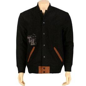【 THE HUNDREDS WRIGLEY JACKET BLACK 】 メンズファッション コート ジャケット 送料無料