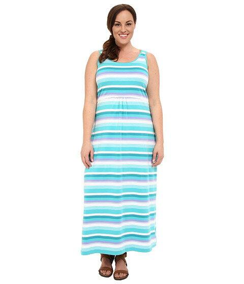 columbia plus size reel ii maxi dress ドレス beauty? レディースファッション ワンピース