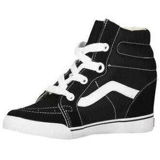 Sneaker Case RakutenIchibaten  Vans (vans) Sk8-Hi Wedge - Women (women s)  ebOUDH06BT black  True White  19dcaa21e