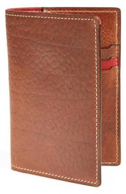 バイソン レザー パスポート ホルダー '' jackson bison leather passport holder 小物 財布 バッグ クレジットカードケース ケース ブランド雑貨
