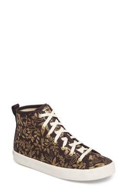 ペーパー コー クイーン アン ハイ トップ スニーカー . x rifle paper co queen anne high top sneaker 靴 レディース靴