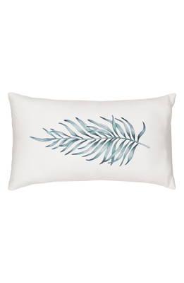 リーフ ピロー 枕 クッション palm leaf lumbar accent pillow 抱き枕 寝具 インテリア 収納