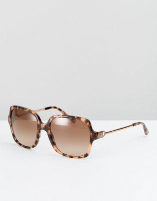 マイケル イン ピンク アクセサリー コース スクエアー michael kors square sunglasses in pink tort 小物 サングラス 眼鏡 バッグ ブランド雑貨