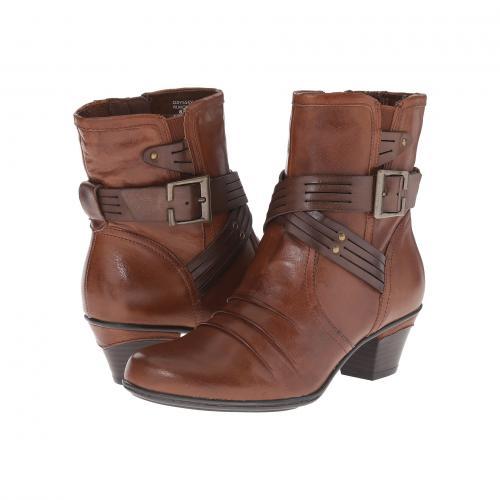 アース オデッセイ カーフ レザー レディース 女性用 ブーツ レディース靴 靴 【 EARTH ODYSSEY ALMOND CALF LEATHER 】
