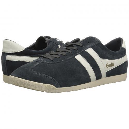 ゴーラ ブレット スエード スウェード メンズ 男性用 靴 スニーカー メンズ靴 【 GOLA BULLET SUEDE GRAPHITE OFFWHITE 】