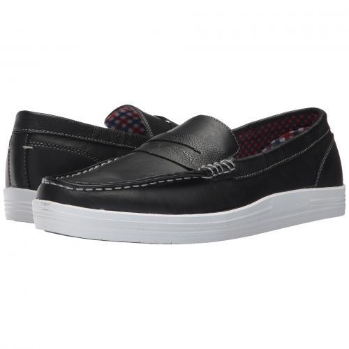 ベン シャーマン ペニー 黒 ブラック メンズ 男性用 靴 スニーカー メンズ靴 【 BLACK BEN SHERMAN PAYTON PENNY 】