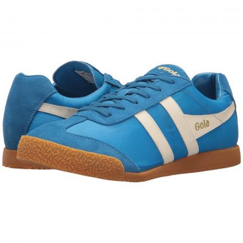 ゴーラ ハリアー ナイロン メンズ 男性用 靴 メンズ靴 スニーカー 【 GOLA HARRIER NYLON PROCESS BLUE OFFWHITE 】