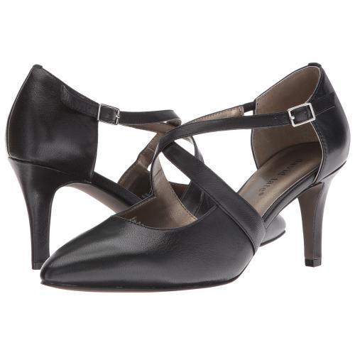 ダビデ テイト ジョジョ 黒 ブラック レディース 女性用 サンダル レディース靴 靴 【 BLACK DAVID TATE JOJO 】