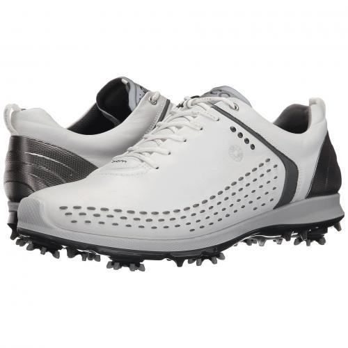 エコー ゴルフ シャドー シャドウ メンズ 男性用 スニーカー 靴 メンズ靴 【 GOLF ECCO BIOM G 2 WHITE DARK SHADOW 】