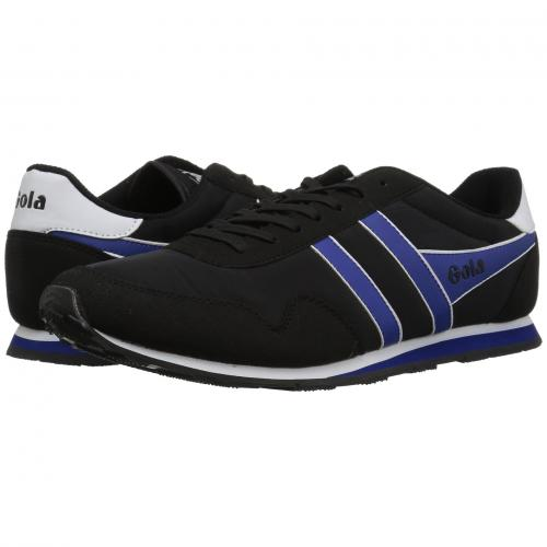 ゴーラ モナコ メンズ 男性用 靴 メンズ靴 スニーカー 【 GOLA MONACO BLACK REFLEX BLUE WHITE 】